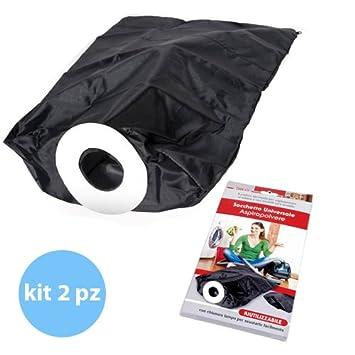 Amazon.com: Pack 2 Universal permanente lavable y ...
