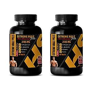 Male Enhancing Pills Erection Best Seller - Extreme Male Enhancement Pills - tongkat Ali him Supplements - 2 Bottles 120 Tablets natural male enhancing - 51 shY jslL - natural male enhancing