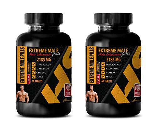 male enhancing pills best seller - EXTREME MALE ENHANCEMENT PILLS - tongkat ali him supplements - 2 Bottles 120 Tablets