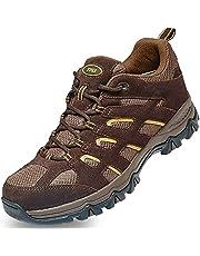 TFO Waterproof Hiking Shoes Men Non-Slip Lightweight Sneakers for Outdoor Trekking Walking