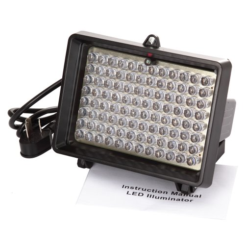 96 Led Infrared Illumination Light in US - 2
