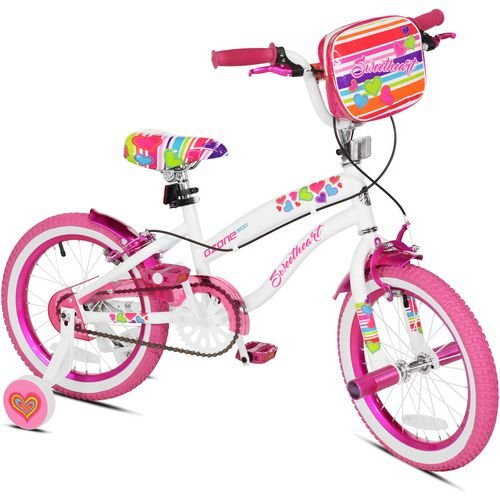 Ozone Girls' Sweetheart 16 in Bicycle