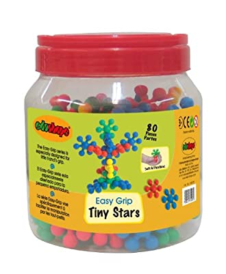Edushape Easy Grip Tiny Stars