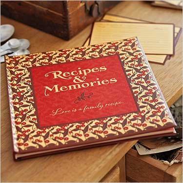 Recipes & Memories - Family Recipe Book