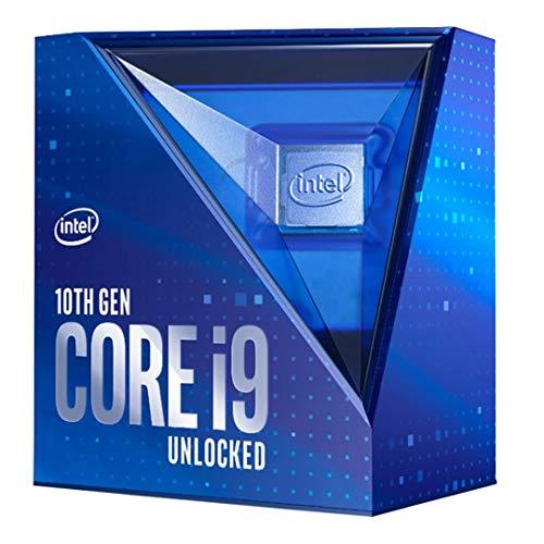 Intel Core i9-10850K Desktop Processor 10 Cores up to 5.2 GHz Unlocked LGA1200 (Intel 400 Series chipset) 125W
