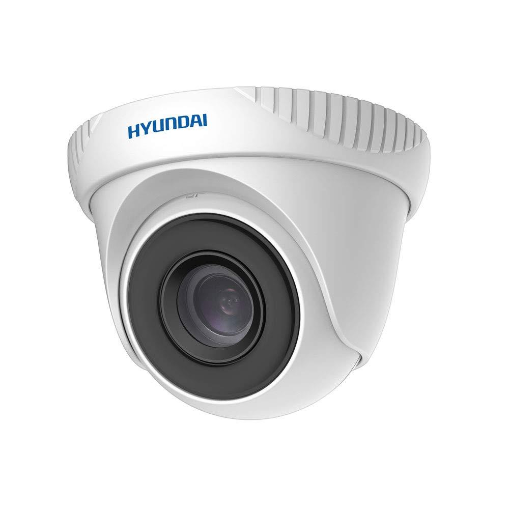 2Mpx H265 Hyundai Domo Fijo IP con iluminaci/ón infrarroja 30m