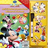 La casa de Mickey Mouse/ Preschool numbers and shapes (Magnix: Actividades Preescolares) (Spanish Edition)