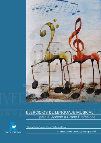Descargar Libro Ejercicios De Lenguaje Musical Para El Acceso A Grado Profesional Aa.vv.