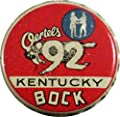Custom Kraze OERTEL'S '92 BOCK NC Kentucky Reproduction metal sign 8 inches