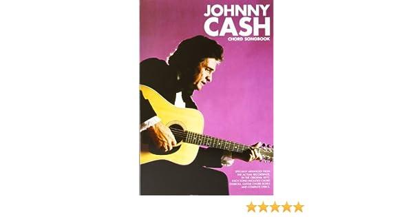 Johnny Cash: Chord Songbook: Johnny Cash: 9780711926271: Amazon.com ...