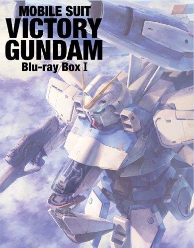 Animation - Mobile Suit Victory Gundam Blu-Ray Box 1 (4BDS+SETTING BOOK) [Japan BD] BCXA-997