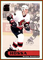 1999-00 Pacific NHL Hockey Card Paramount Copper #162 Marian Hossa OTTAWA SENATORS