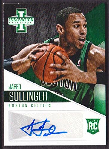 - 2012-13 Panini Innovation Basketball Rookie Autograph #35 Jared Sullinger Auto Boston Celtics