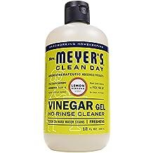 Mrs. Meyer's Clean Day Vinegar Gel Cleaner, Lemon Verbena, 12 oz