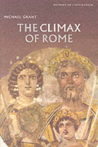 The Climax of Rome by Michael Grant (1993-08-01)