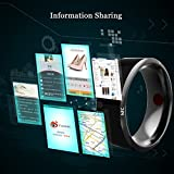 COOSO Smart Ring, R3F Newest Magic Smart Ring