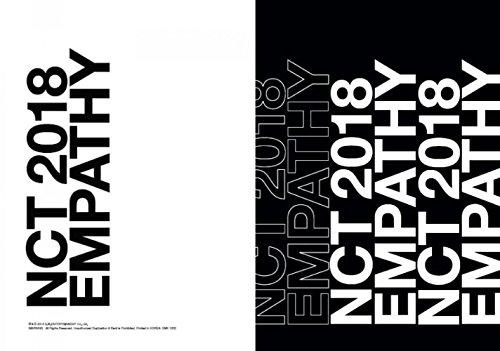 NCT 2018 EMPATHY [DREAM Ver ] Album KPOP Music CD + Photo Book +
