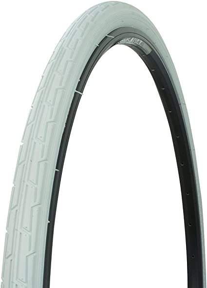 NEW Wanda Bicycle Tire 700 x 35c Blue//Blue Side Wall P-1180