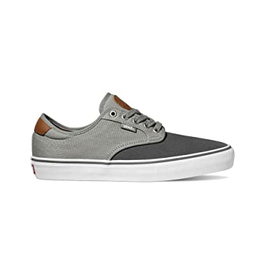 e56892477c Image Unavailable. Image not available for. Color  Vans Chima Ferguson Pro  (Two Tone) Pewter Men s 7