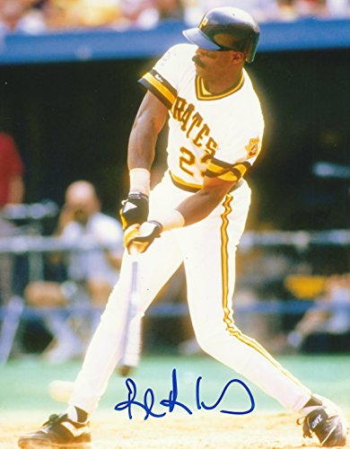Autographed R.J. Reynolds 8x10 Pittsburgh Pirates Photo with COA