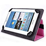 UbiSlate 7Ci Tablet Case , 7 Inch Tablet Case - UniGrip Edition - PINK - By Cush Cases