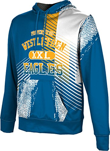 ProSphere Men's West Leyden High School Hustle Hoodie Sweatshirt - Shop Northlake