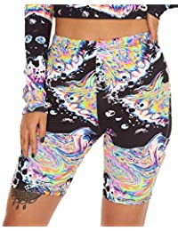 iHeartRaves Bike Shorts