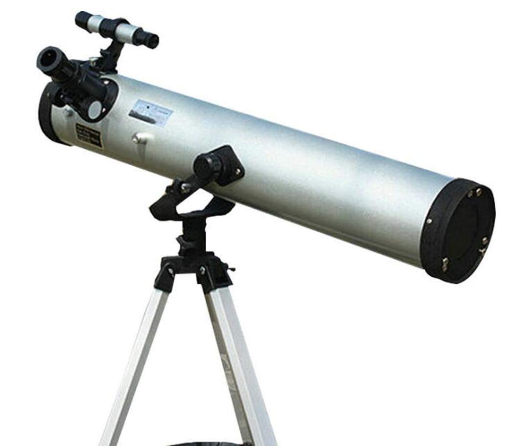 ZTYD Reflective Astronomical Telescope, HD Finder Star High-Vision Viewing World Dual-Use Telescope with A Tripod, Kids New Year Gift by ZTYD