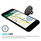 Car Mount, Maxboost [2 Pack] Universal Air Vent Magnetic Car Mount Holder for Smartphone iPhone 7 Plus 6S 6 5s 5 SE, Galaxy S8 S7 S6 Edge, Note 5 4 2 and Mini Tablets(Compatible with most Case)
