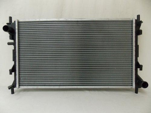 2001 Ford Focus Radiator (RADIATOR FOR FORD FITS FOCUS 2.0 2.3 L4 4CYL 2296)