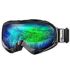 OutdoorMaster OTG Ski Goggles - Over Gla...