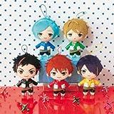 Ensemble Stars! Plush Toys - Meteor Corps - set of 5