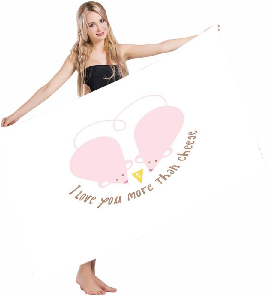 I Love Heart Rats Pink Kids T-Shirt