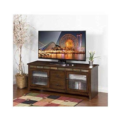 Sunny Designs 3398DO-62 Oxford TV Console ()
