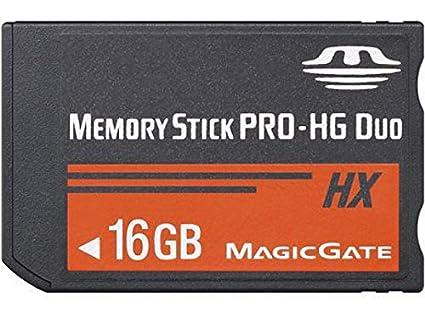 Memory Stick PRO DUO 16 Gb. PRO-HG Duo: Amazon.es: Electrónica