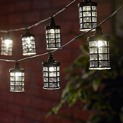 Smart Solar Amalia Solar String Lights - Set of 20