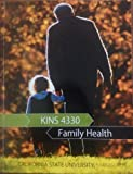 img - for Kins 4330 Family Health California State University Stanislaus book / textbook / text book