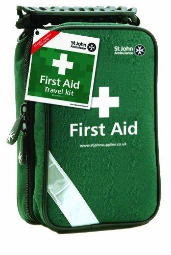 St John Ambulance Zenith Travel First Aid Compliant Kit by St John Ambulance