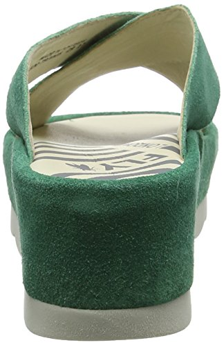Sandal Women's London Fly Suede Avocado BEMA851FLY wtBq5dq
