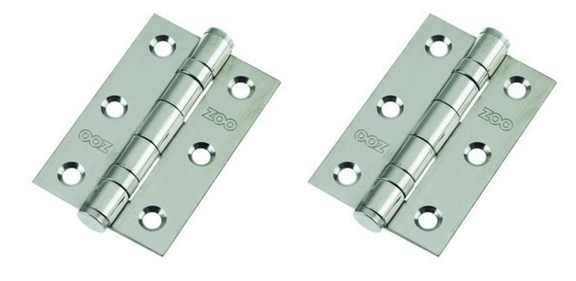 4 Pairs of Door Hinge 3