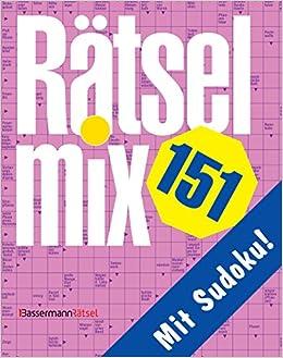 Book Rätselmix. Bd.151