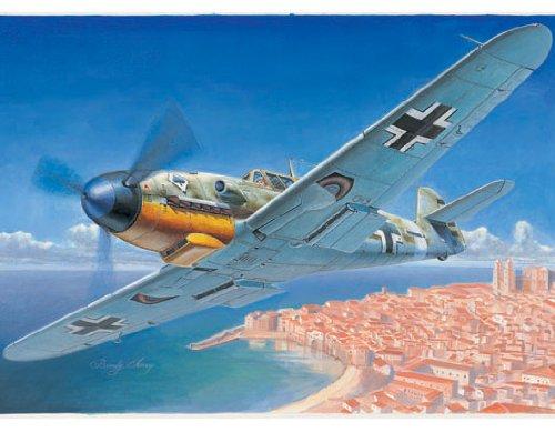 Trumpeter 05776 ME BF 109 F-4 Caza a escala Importado de Alemania