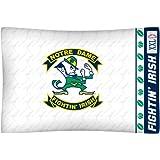 NCAA Micro Fiber Pillow Case Logo