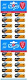 Nippo AA 1.5V Battery -20 Pieces