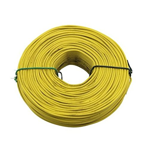 3 lb. Coil 16-Gauge Coated Rebar Tie Wire (Color of coating may - Tie Pvc