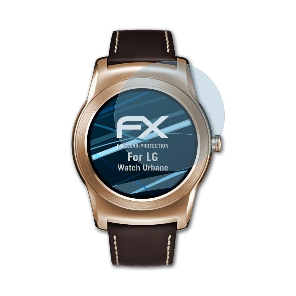 atFoliX 4050512144170 - Protector de pantalla (LG, LG Watch Urbane, 3 pieza(s)): Amazon.es: Electrónica