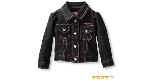 4283bb1bcceb Amazon.com  Baby Phat Kids Baby Girls  Denim Jacket