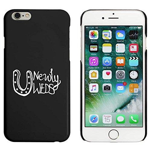 Noir 'Newly Weds' étui / housse pour iPhone 6 & 6s (MC00031305)