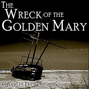 The Wreck of the Golden Mary Audiobook