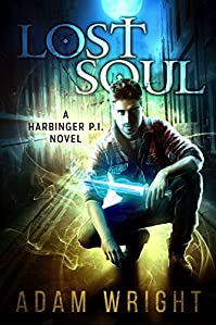 Lost Soul by Adam J Wright ebook deal